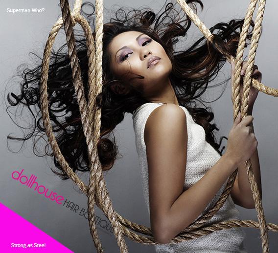 Human Hair Stronger than a Rope!