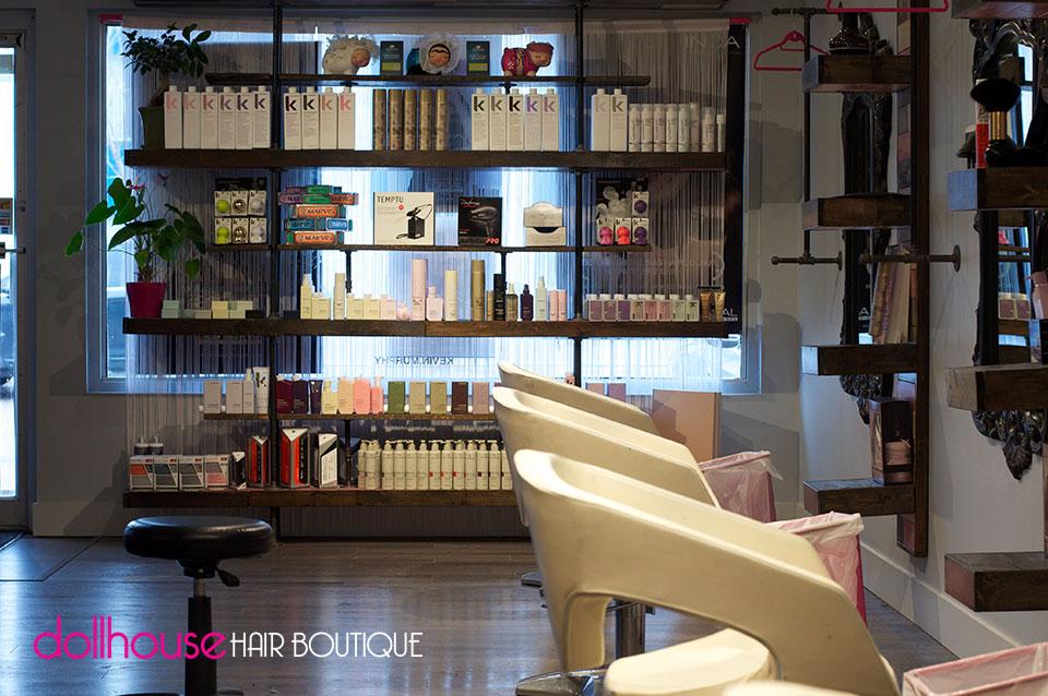 Doll House Hair Salon Services Dollhouse Hair Edmonton