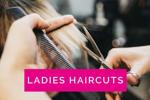 Ladies Haircut Pricing