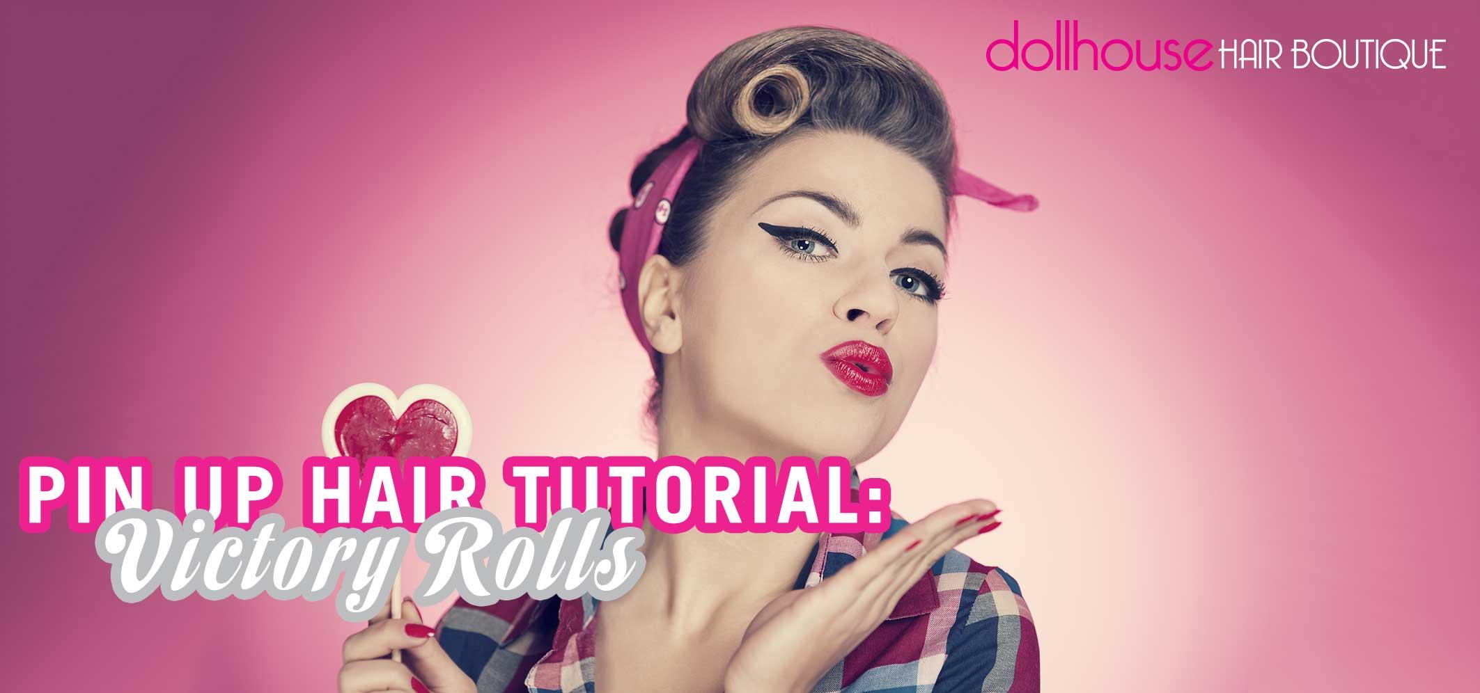 Pin-up-hair-tutorial