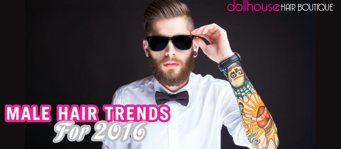 Male Hair Trends 2016